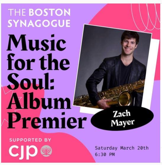 Zach Mayer poster